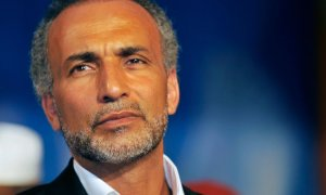 Tariq Ramadan faces his accuser in a Swiss court today.