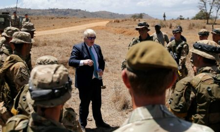 UK military spending boost - Australian Afghan war crimes & Covid-19 updates