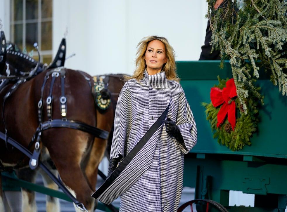 White House Christmas tree 2020 FLOTUS