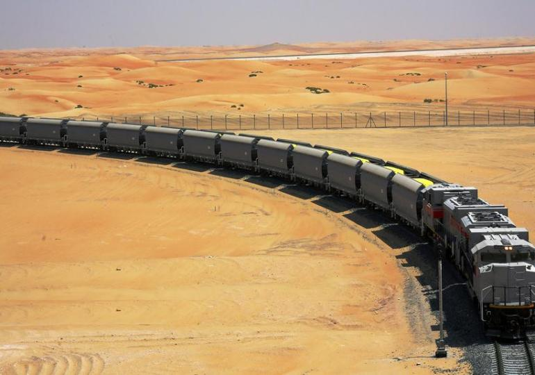 UAE first national rail network to 'transform the economy' and key role in reducing carbon footprint
