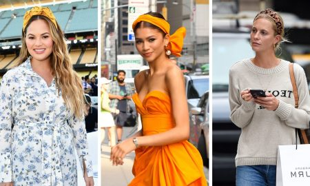 Headbands The trend that's here to stay - How to wear, according to 8 celebrities