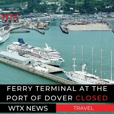 UK flight, ferry and train bans over Covid-19 new variant
