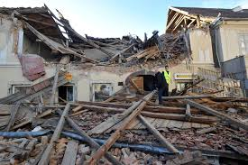 Wednesday's News Briefing VIDEO: Death toll rises in Croatia earthquake - 10m FREE vaccines - Archie speaks!Death toll rises following strong earthquake in central Croatia
