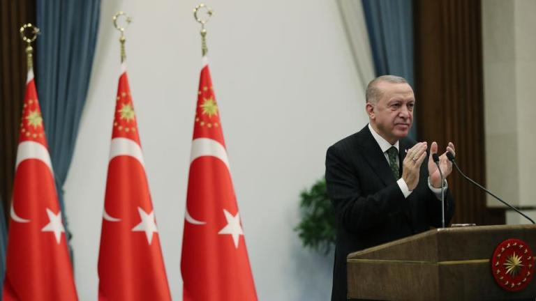 Erdogan US sanctions 'blatant attack' on Turkey's sovereignty