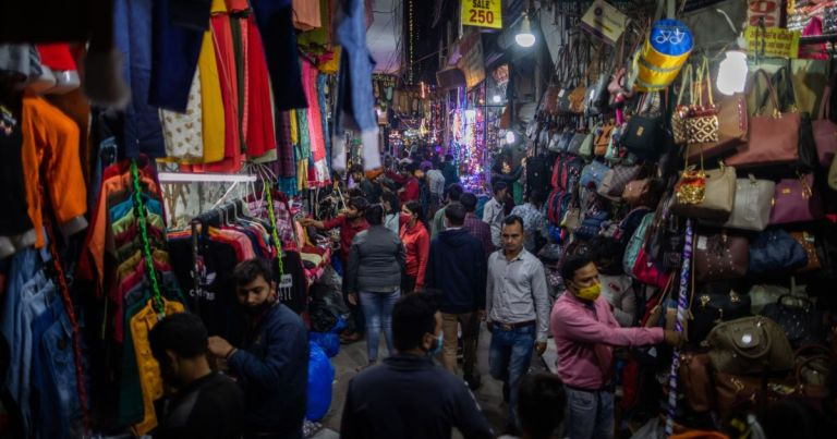 India's economy appears to be stabilising as shoppers return