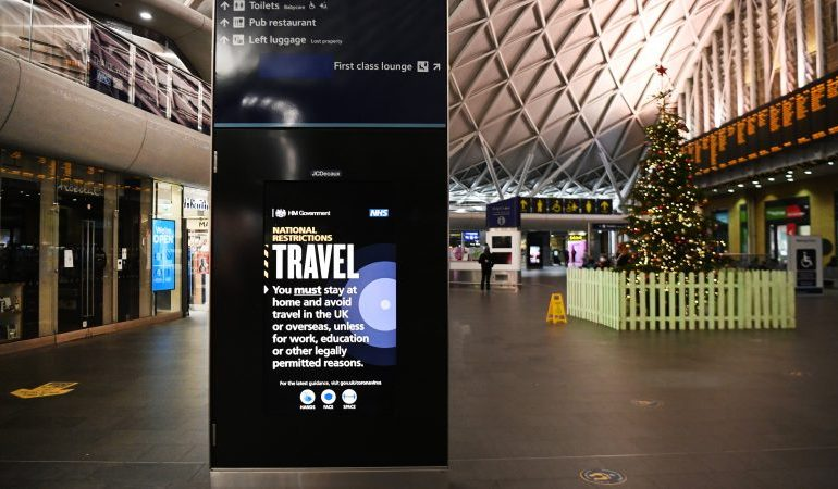 The Latest Coronavirus UK Travel Advice