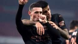 Man City hammer Arsenal