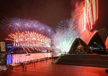 New Zealand and Sydney bids farewell to 2020 - Happy New Year 2021
