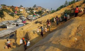 Thursday's News briefing VIDEO - Rohingya relocation - Sri Lanka cyclone - Us security concerns ahead of Solemani anniversary