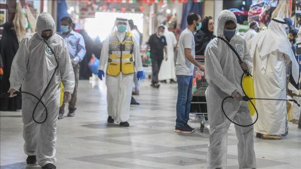 UAE pandemic