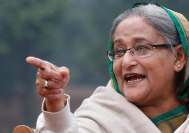 Inspirational female leaders of 2020 - Sheikh Hasina Wajed Leader of Bangladesh