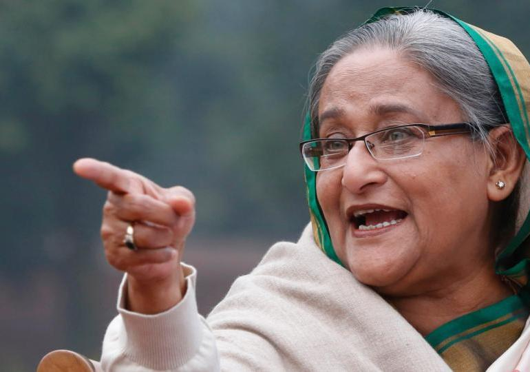Inspirational female leaders of 2020 - Sheikh Hasina Wajed Leader of Bangladesh