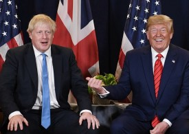 Daily News Briefing: Boris 'glad' to see Trump go - UK face more travel restrictions - UAE record Covid-19 numbers