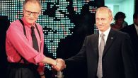 Larry king has died of Covid He interviewed Putin when he worked for CNN and Russia Today