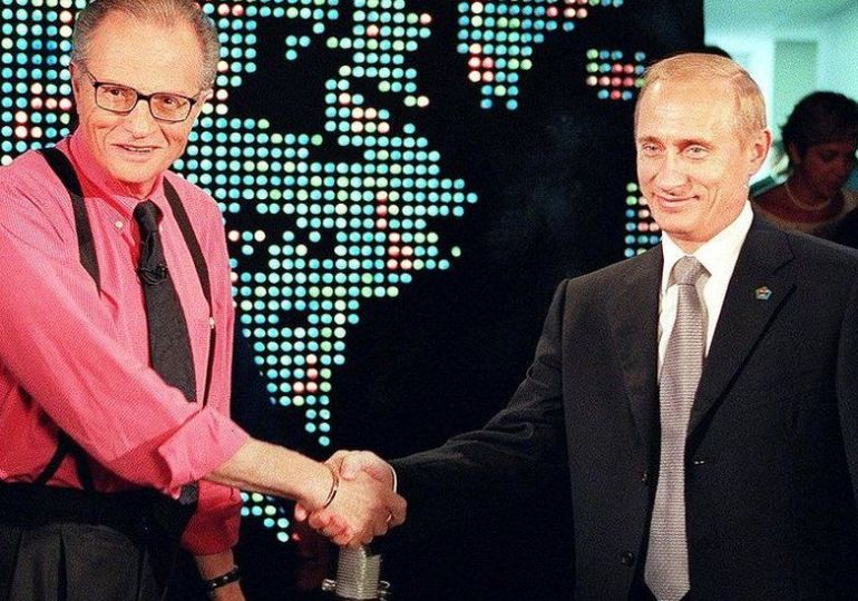 Larry King - US talk show host dies aged 87
