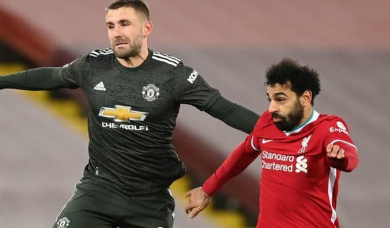 Liverpool vs Man United played out in a dull goalless draw