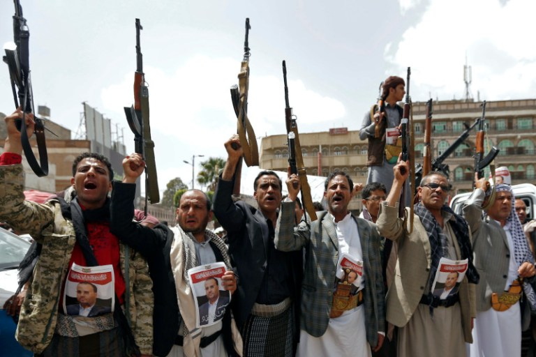 US intends to designate Houthi movement in Yemen as foreign terror group