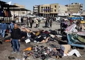 Daily News Briefing: £500 Covid payment - EU discourages travel - Twin suicide blasts in Baghdad