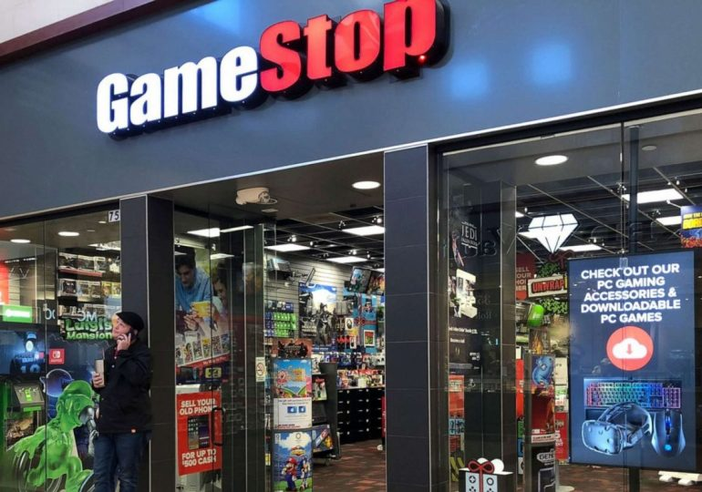 Wall Street bites back - Gamestop stock shares falls 60 percent