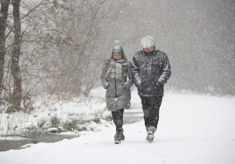 Temperature of -23C in Scotland is UK's lowest in 25 years