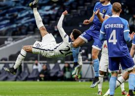 Europa League Round of 32 second leg: Tottenham dominate Wolfsberger to win 4-0, 8-1 on aggregate