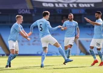 Saturday's Premier League results – City, Hammers, Baggies, Seagulls
