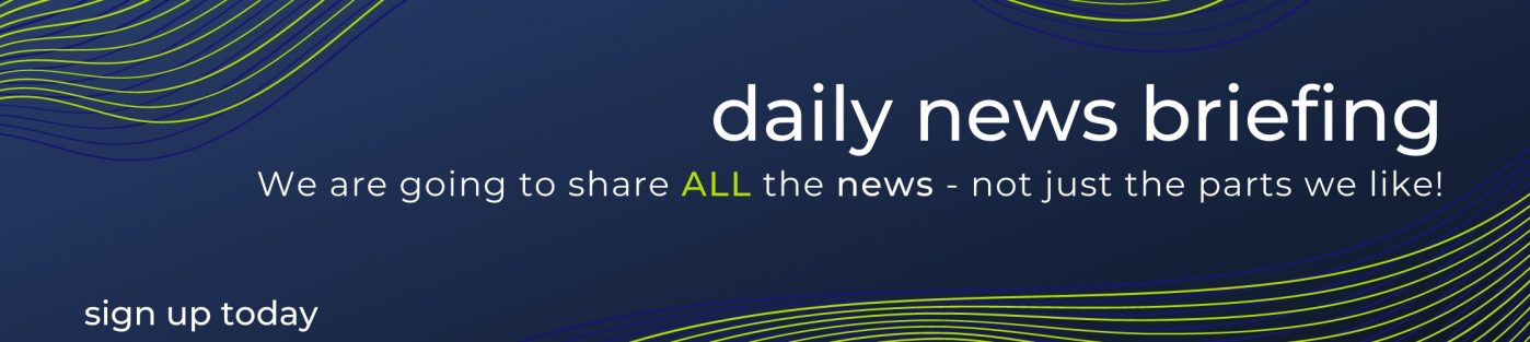 daily news briefing by WTX News - Get all the news you need not just the parts they want you to see!