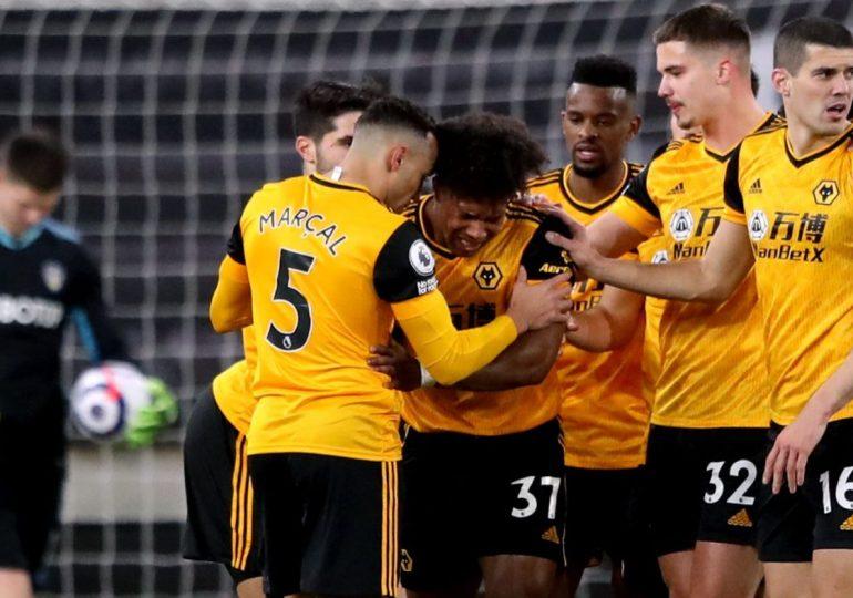 Premier League match report Wolves vs Leeds: Wolves defeat Leeds 1-0