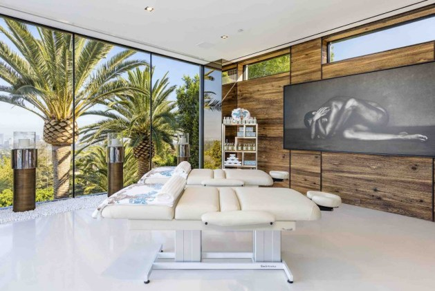 The 10 most-wanted luxury property features - health and fitness