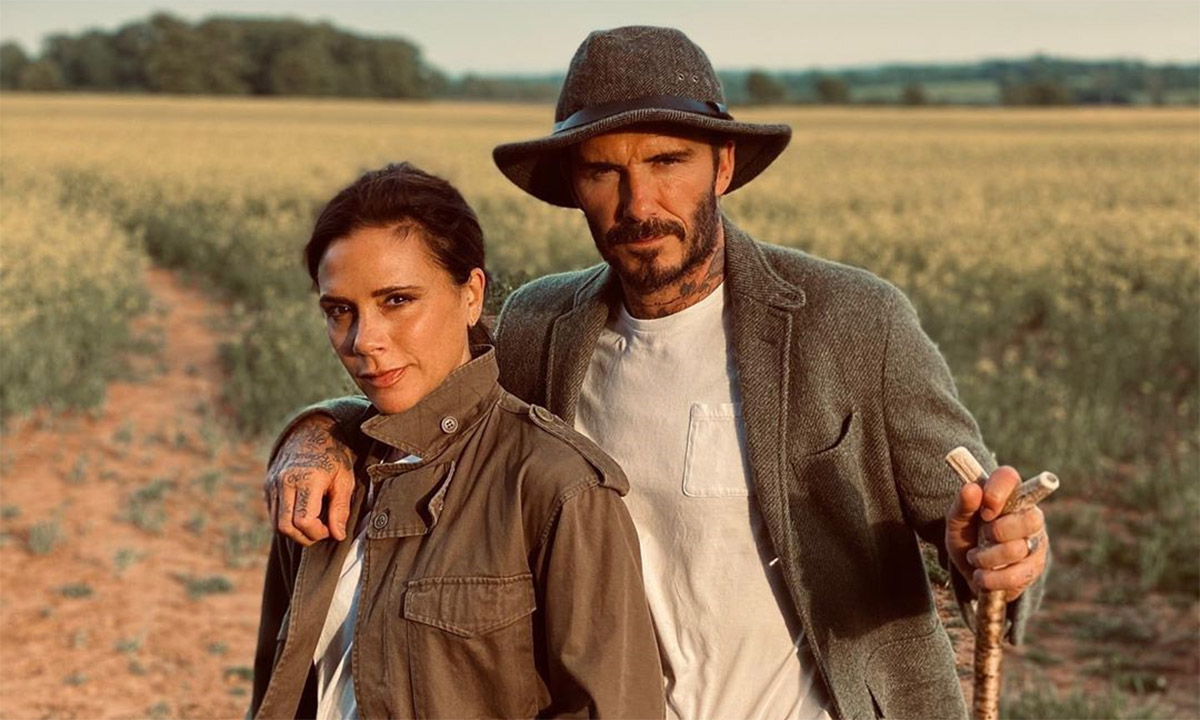 david and victoria beckham-David Beckham cannabis skin care firm to sell shares on LSE