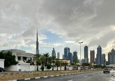 UAE weather: It's getting colder as temperatures drop in Abu Dhabi, Dubai, Sharjah and other emirates.