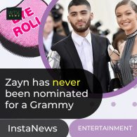 Zayn Malik lashes out at Grammy Awards voters