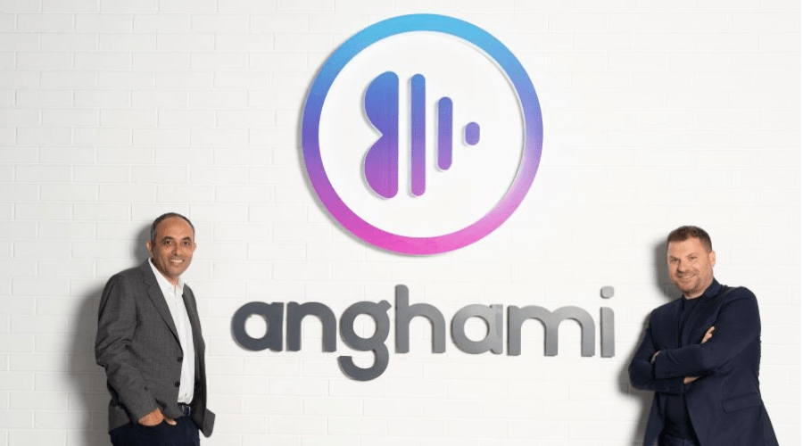 Elie Habib & Eddy Maroun, co-founders of Anghami