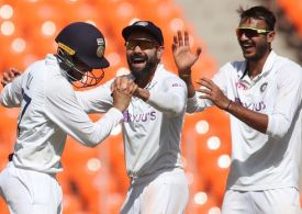 India vs England: Test 4, Day 1 – England's batsmen disappoint once again, score 205 all out