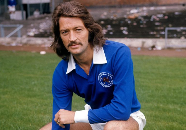 Former England striker, Frank Worthington, passes away aged 72