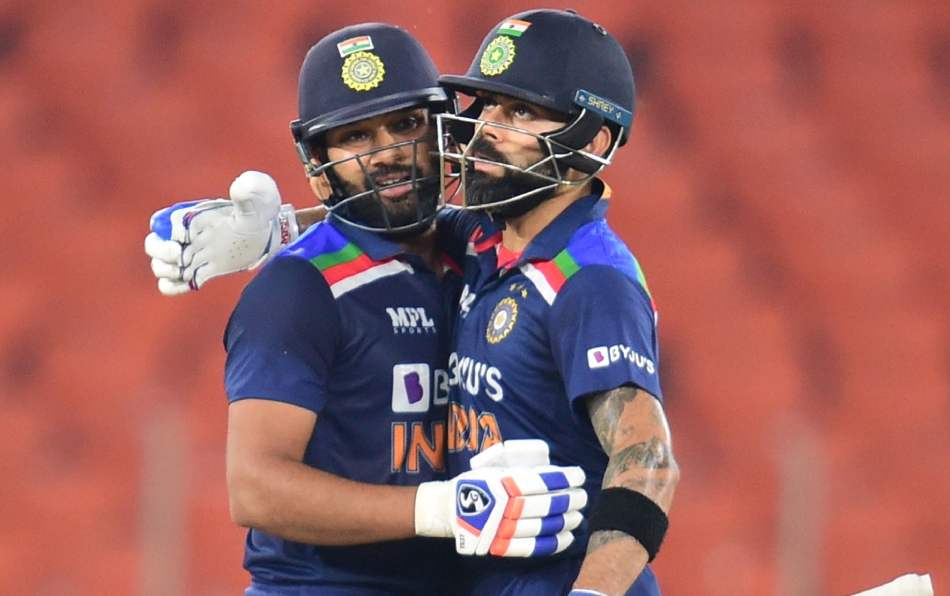 India defeat England to claim victory in T20I series