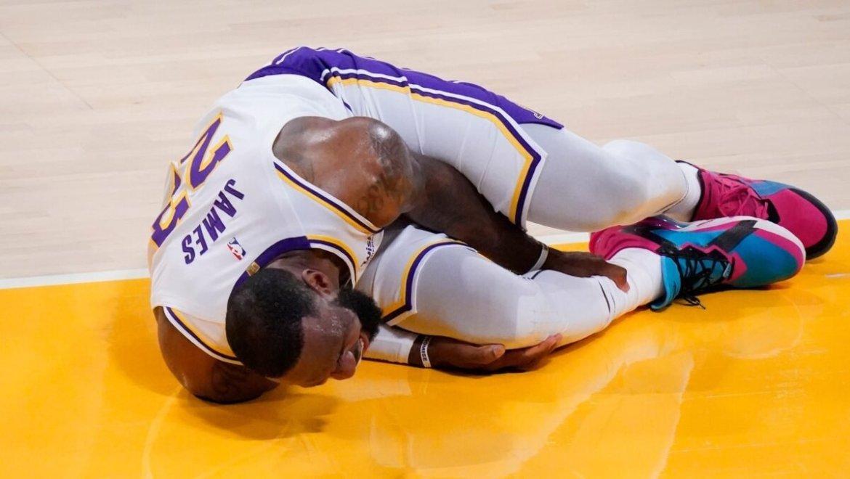 Lakers and NBA superstar, LeBron James