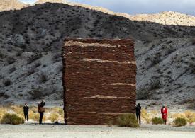 Two Arab artists take part in California's Desert X art show