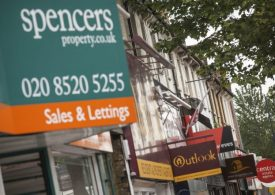 London boroughs where houses sell the fastest