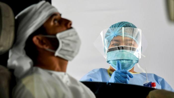 UAE extends condolences, COVID-19 cases rise