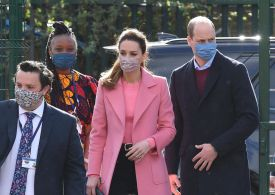 BREAKING: Prince William says royals 'very much not racist'