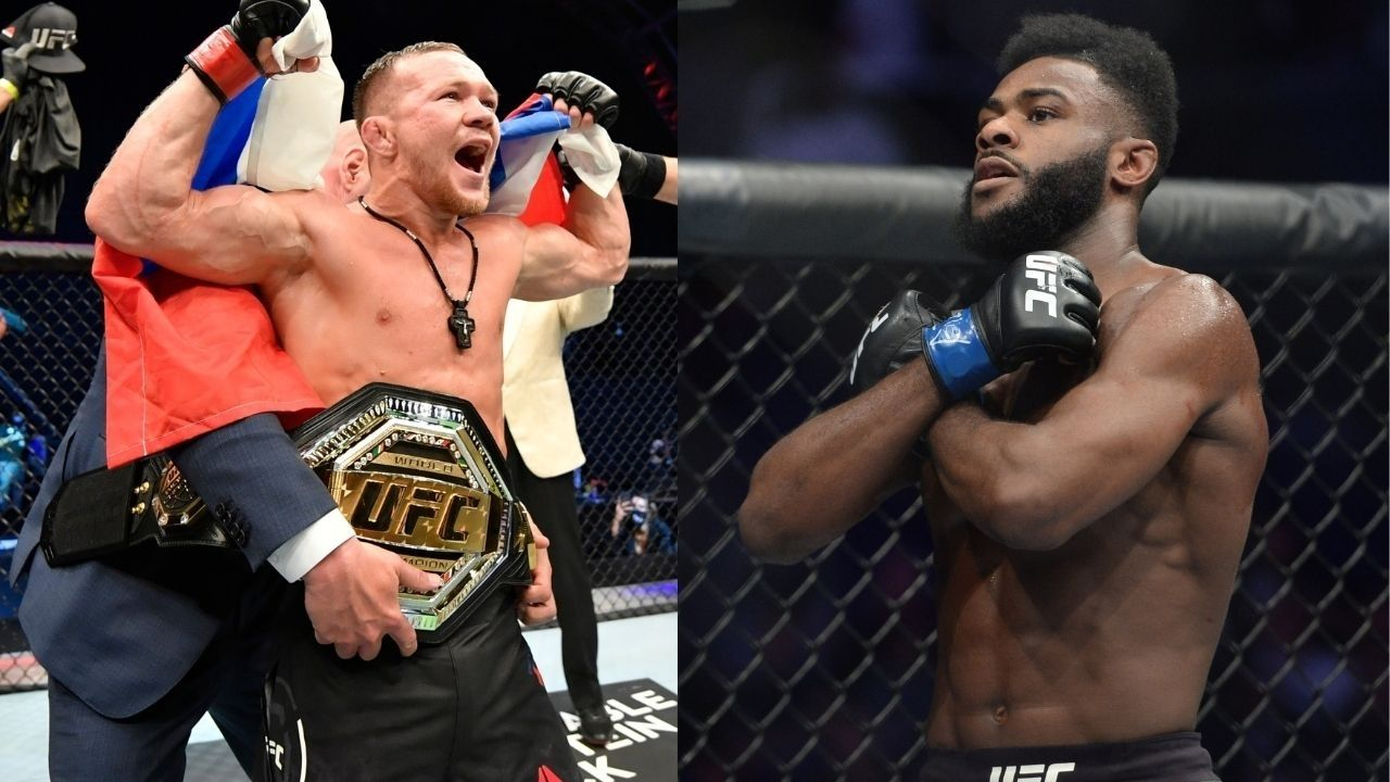Petr Yan vs Aljamain Sterling at UFC 259