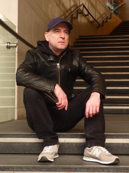 London producer Martin Daniels, aka M W Daniels, saw how the pandemic was destroying the music industry and the arts as theaters, concerts and festivals closed down to the public