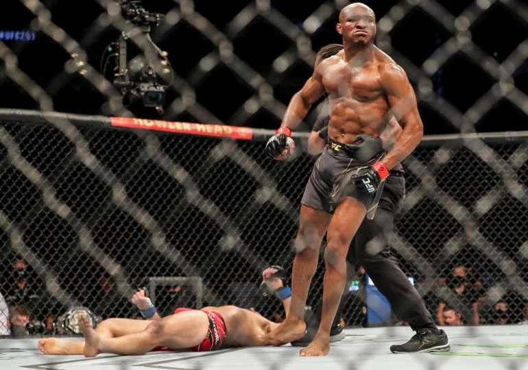 UFC 261 - Kamaru Usman dominates Jorge Masvidal - can he do better?