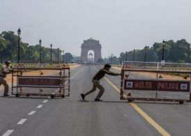 Delhi in 1-week lockdown amid deadly second wave surge