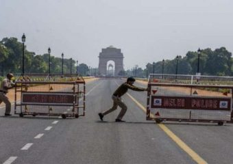 Delhi in 1-week lockdown amid deadly second wave surge