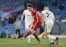 Leeds V Liverpool 1-1 - 'Liverpool denied top four spot'