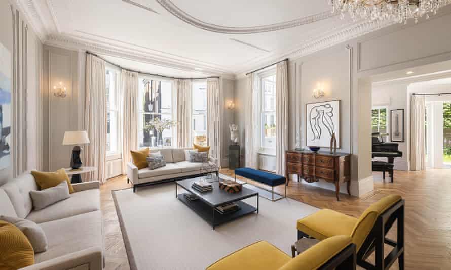London's 'super-prime' luxury property market was world leader in 2020