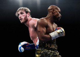 Floyd Mayweather to fight Logan Paul - June 6