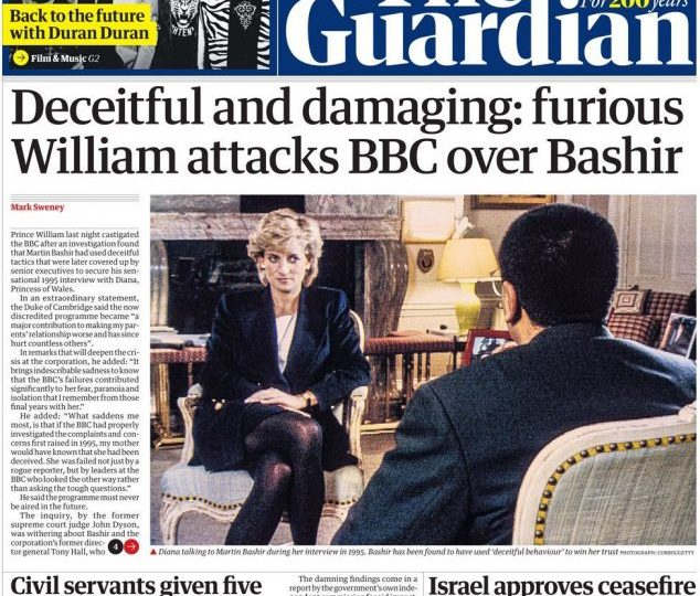 The Guardian - World leaders welcome Israel-Hamas ceasefire